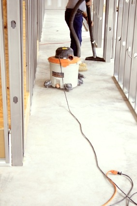 Construction cleaning in Fort Sam Houston TX by J&J Commercial Cleaning LLC